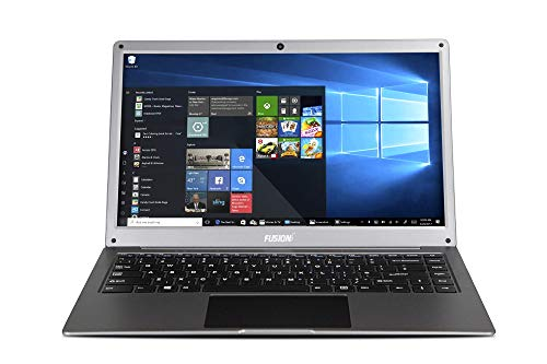 14.1' Full HD Windows 10 Laptop - 4GB RAM, S14 Model Lapbook, AMD 64-bit USB 3.0, 5GHz WIFI (Dual-Band WIFI) 2x WIFI speeds, Supports 512GB tf-card (128GB)