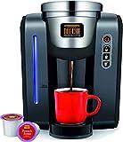 Dolché HiBREW, Cafetera para Café Americano en Cápsulas, K-Cups Keurig 2.0 y compatibles