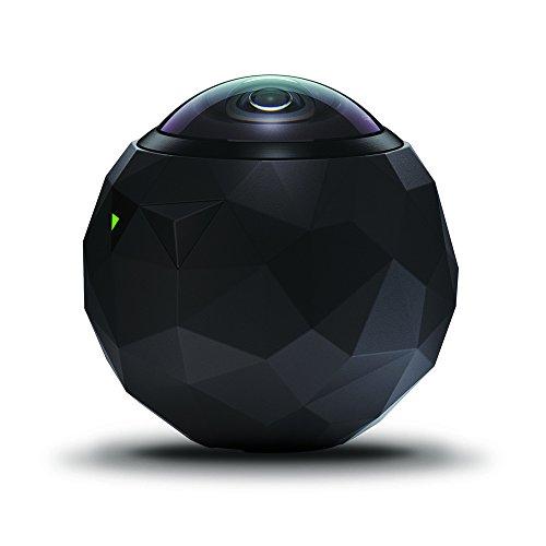 360fly HD VRアクションカメラ HD画質エントリーモデル 360°動画 16GB内蔵メモリ搭載 FL36HDZ111