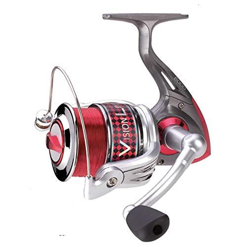Lite fish Carrete Vision Red 6000 para pesca de spinning o surfcasting