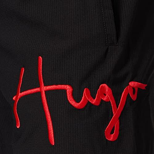 Hugo Boss Dugo Baador para Hombre, Negro1, M