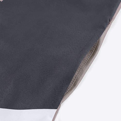 Vestidos Largos de Fiesta de Noche para Mujer Verano 2020, Dragon868 Bohemio Kaftan Vestido, Sueltas Vintage Sin Mangas Estampado, Ropa de Playa, Tallas Grandes, S-5XL