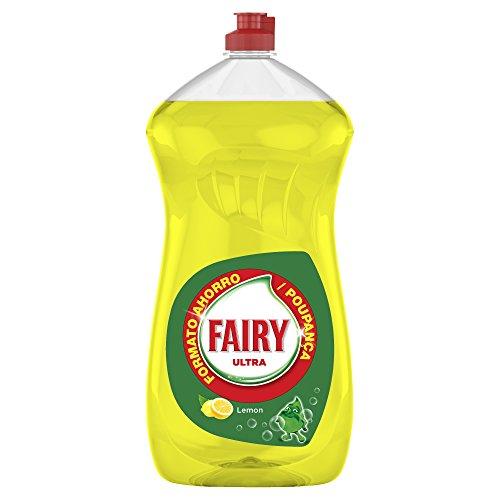 Fairy Limn - Lquido lavavajillas a mano, 1410 ml