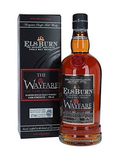 Elsburn Wayfare Harzer Single Malt Whisky 1 x 0,70 Liter
