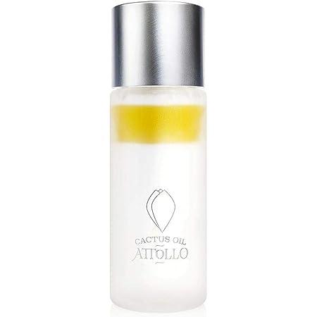 ウチワサボテン種子オイル美容液 アトロエッセンス ATTOLLO Essence アロエベラエキス 二層式美容液 アトロ