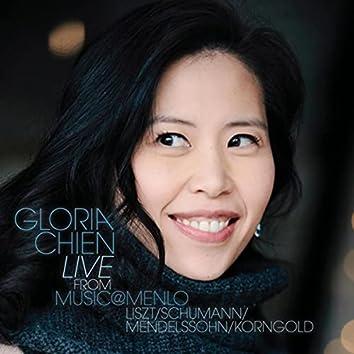 Gloria Chien Live