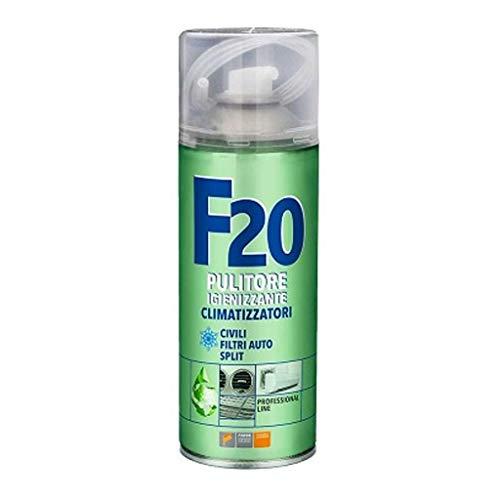 Spray Igienizzante 400ml Per Filtri Climatizzatore Condizionatore F20