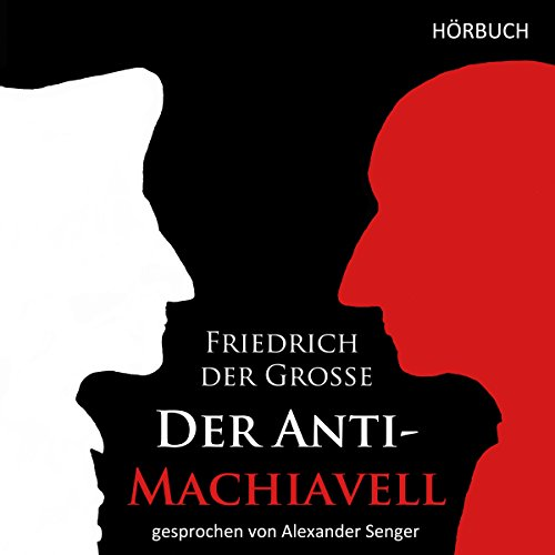 Antimachiavell audiobook cover art