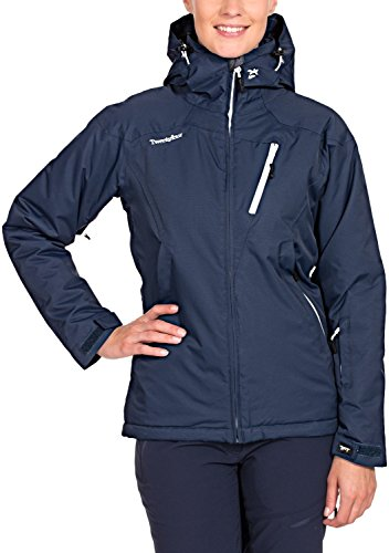 Twentyfour Seven 26775 Primaloft Veste de Ski pour Femme, Jacke Seven Primaloft Hochwertige Ski, Bleu - Bleu Marine