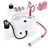 MYSWEETY 3 in 1 Diamond Microdermabrasion Dermabrasion Machine Facial Care Salon Equipment for Personal Home Use (Suction Power: 0-55cmHg)