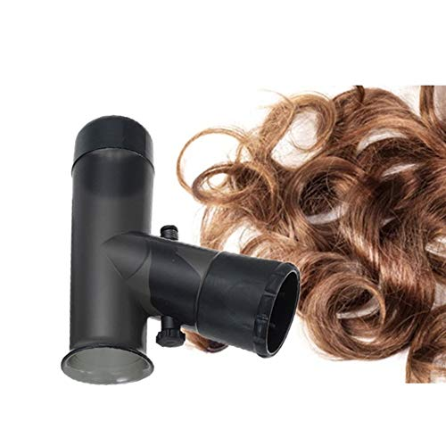 Banma Tech TornadoStyle Automatic Hair Air Curler-Hot - Original-Best Black Friday Deal Gifts (Black)