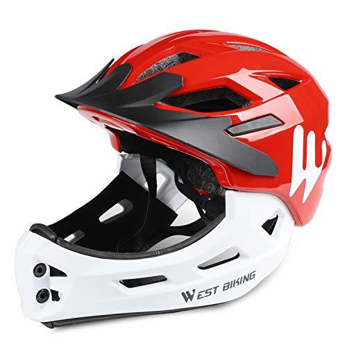 West Biking Children's Helmet, Safe and Breathable, Super Light, Suitable for Outdoor Activities