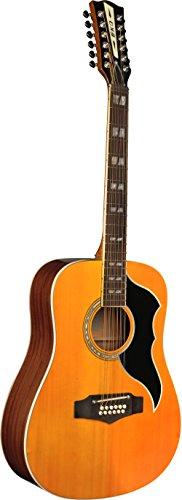 EKO guitarras 06217119Ranger VR XIII guitarra acústica Dreadnought de 12