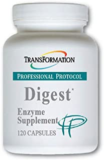 Transformation Enzyme - Digest* Capsules- Supports Overall Digestive and Immune System Health, Aids The Digestion of Lipid...