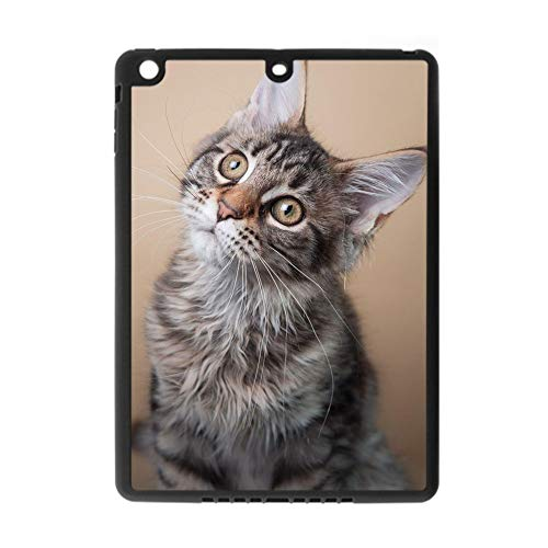 Use For 5Th iPad Apple Air 1 For Womon Print with Pet Cat 2 Phone Shells Hard Pc Abstract Choose Design 115-5
