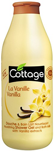 Gel de Ducha Hidratante - Vainilla - 750 ml - Cottage