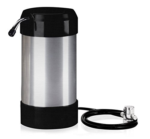 cleanwater4less Countertop Water Filtration System - No Plumbing Water...