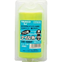 TRUSCO(トラスコ) 蛍光水糸 プロ用タイル糸VR 細0.6mm 1000m巻 MI-1000T