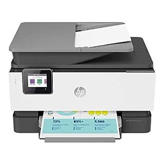 HP OfficeJet Pro 9010, Imprimante à Jet d'encre Multifonction, Impression, Numérisation, Photocopie, Télécopie, Wi-Fi Direct, Tâches Intelligentes, Gris (B07Q9ZTSJD) | Amazon price tracker / tracking, Amazon price history charts, Amazon price watches, Amazon price drop alerts