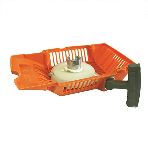 QHALEN Recoil Starter Replacement compatible with Husqvarna 61 266 268 272 268XP 272XP Chainsaws