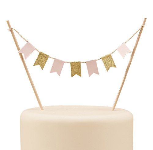 Pastel Perfection - Cake Bunting