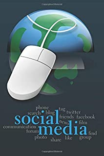 Social Media Phone Search Blog Twitter Tag Friends Facebook News Film Forum: Task List Manager, Project Planner Notebook, ...