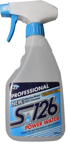 プラスリード(PLUSLEAD) 洗浄剤 パワーウォーター 高機能電解水クリーナー 500ml S-126-500