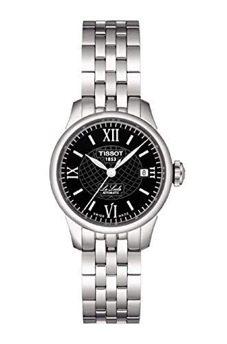 Tissot Damen-Armbanduhr Analog Automatik Edelstahl T41.1.183.53
