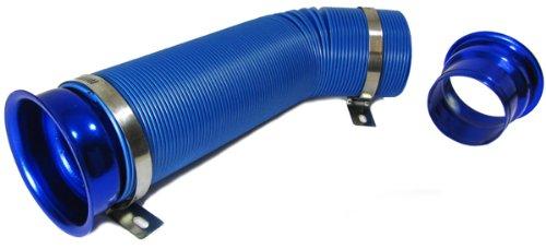 Carparts-Online 19185 Cold Air Performance Kit für Sport Luftfilter blau