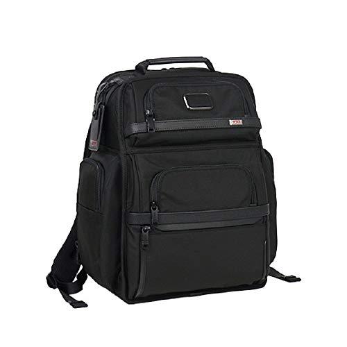 [トゥミ] TUMI 2603578 ALPHA3 T-Pass ビジネス・クラス・ブリーフパック Black(ブラック)[並行輸入品]