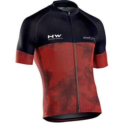 SYXYSM Pro Team Hombres S Camiseta De Manga Corta Ciclismo Jersey Maillot...