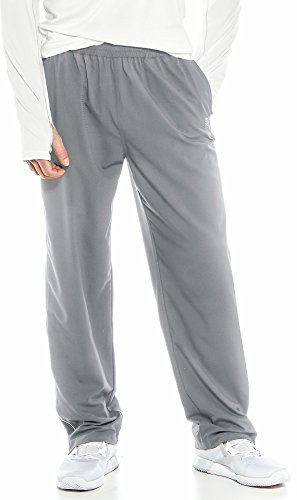 Coolibar UPF 50+ Men's Outpace Sport Pants - Sun Protective (Large- Iron)