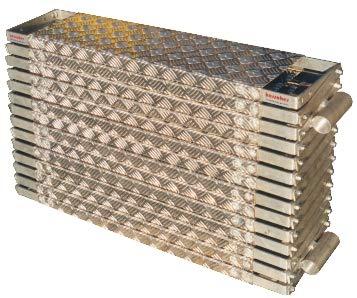 Faltbare Bautreppe, Stahl, verzinkt (Stahl, verzinkt)