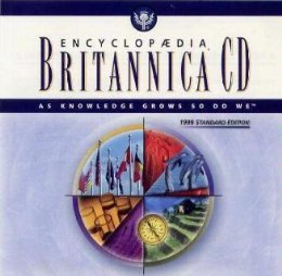 Encyclopaedia Britannica 99, Standard Edition, 1 CD-ROM For Windows 3.1x/95/98 and MacOS. European Version. More than 73.000 articles. Contains the ... more. With instructions in English, German, F