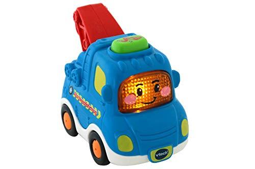 Vtech 80-516604 Tut Tut Baby Flitzer Abschleppfahrzeug Babyspielzeug, Mehrfarbig