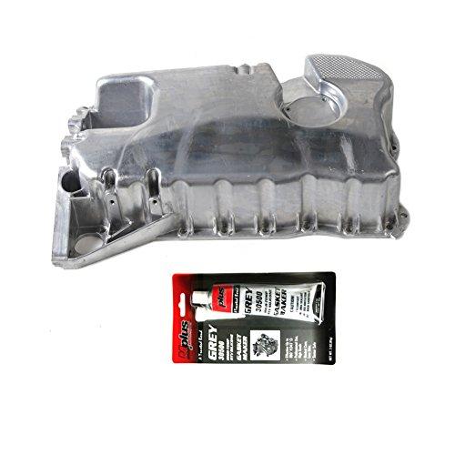 Engine Oil Pan Drain Plug Set for 1999-2005 VW Golf & 1999-2005 VW Jetta 2.8L V6 & 2004 2005 VW R32 3.2L V6#021103601L / 264-721