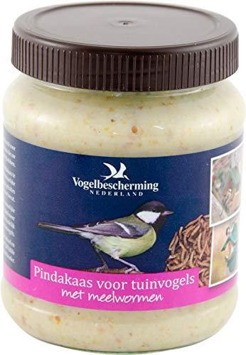 Vogelbescherming Vogel-Erdnussbutter - Mehlwürmer