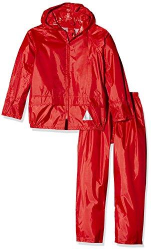 Result Traje con Chaqueta y pantalón Impermeable para niños...