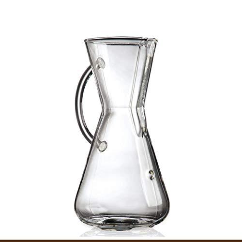 Chemex CM-1GH Kaffee Zubereiter, glas