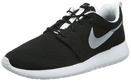 Nike Roshe One BR, Zapatillas de Deporte para Hombre, Blanco (Blanco (Black/White), 42 EU