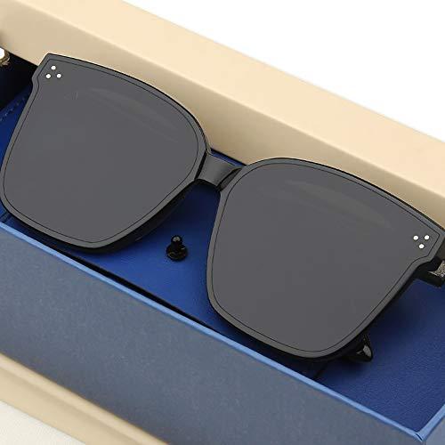 Gafas De Sol De Gran Tamaño Moda Cara Redonda Cara Grande Gran Amplia Gafas De Sol para Conducir Gafas De Sol Frescas Y Guapas De Gran Tamaño Conducción Y Conducción Elegante Cómodo Individual