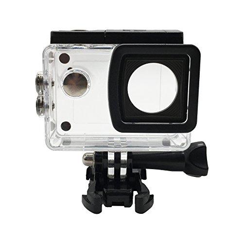 SJCAM SJ-WATPR-4000 Tauchfähig bis zu 30 m wasserdichte Gehäuse, Kompatibel mit Allen SJ4000 Serie Actionkamera