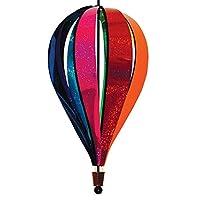 In The Breeze ITBAV1087 Jumbo Rainbow Glitter Hot Air Balloon