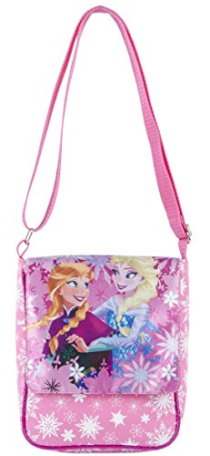 Disney Frozen Sisters Forever, Camera Bag, Pink, International Carry-on