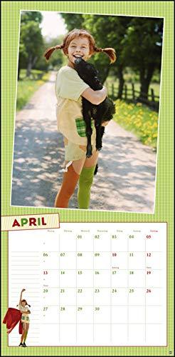 Pippi Langstrumpf Kalender 2020 - 5