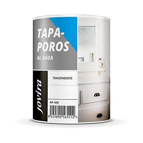 TAPAPOROS AL AGUA (750 ml)