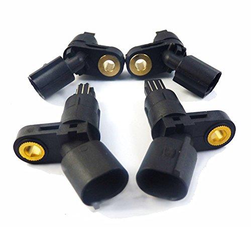 New 4 Sets ABS Sensor Links Rechts Group Sensor für TT MK4 Beetle Golf 2000 2001 2002 2003 2004 2005 2006 2007 2008