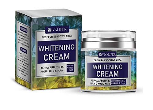 Whitening Cream Bleaching Cream, Body Cream for Armpit, Knees, Elbows, Sensitive and Private Areas