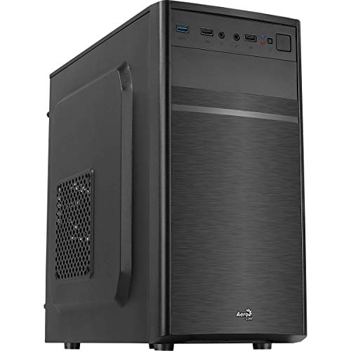 Master-PC Intel i3-8100, 8GB DDR4, 128GB SSD, Windows 10 Pro.