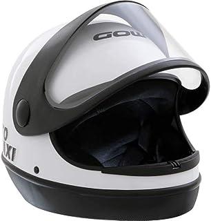 X Capacete Interlagos Moto Taxi Branco Gow 58